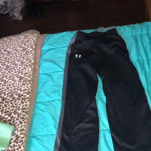 Under Armour Other - Under armour black sweatpants